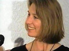 interview lesbian dildo amateur clip