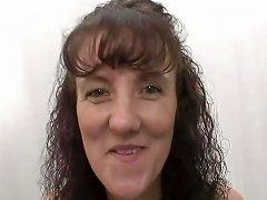 horny brunette chick gets her wet cunt part3 amateur clip